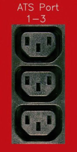 Daxten ATS-PDU ATS-Outlets