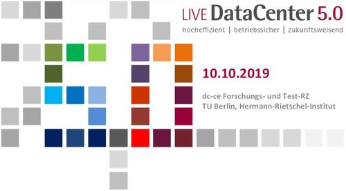 dc-ce Live Datacenter Event in Berlin