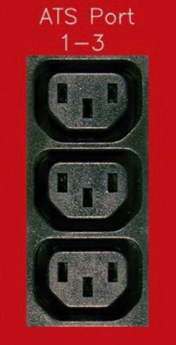 Daxten ATS-PDU ATS outlets