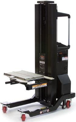 ServerLIFT SL-500X with GT-1000X Glide Table